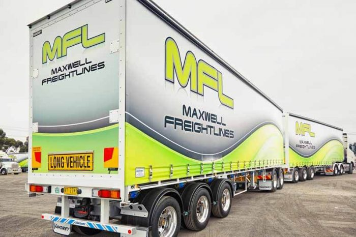 Maxwell Freightlines   Melbourne Line Haul Drivers Needed