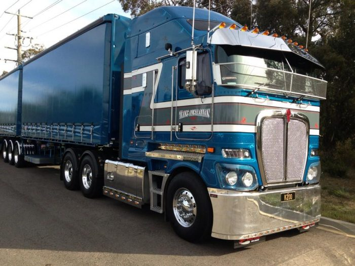 Trans Australian Livestock and Freight Management Pty Ltd   Melbourne Based MC Drivers