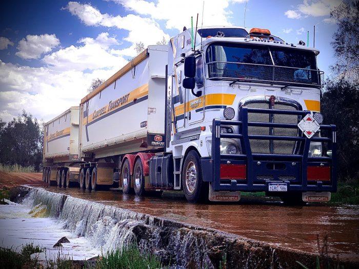 Campbell Transport | Casual FIFO MC Drivers | Esperance – $60 per hour