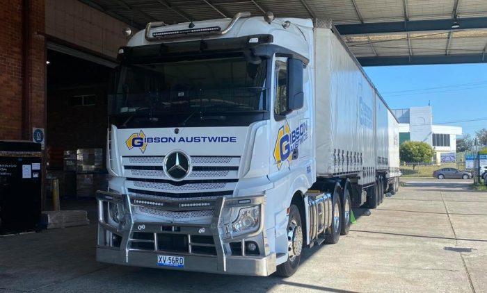 Gibson Austwide | Forklift Operator