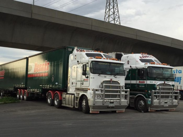 Dennis Transport | HC/MC Local Truck Driver And Forklift Operator – Port Lincoln