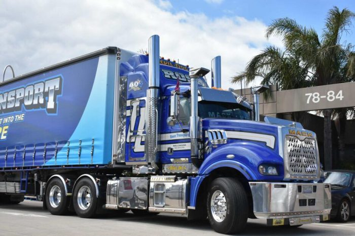 Ross Transport | B-Double Interstate Drivers