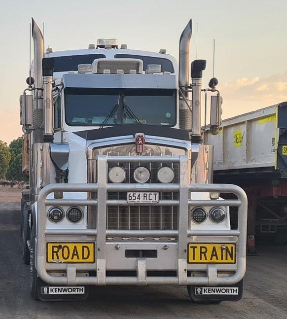 Road Train Truck Drivers