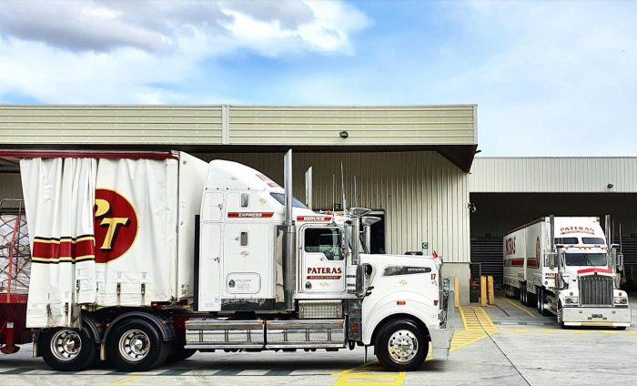 Pateras Transport | HC & MC INTERSTATE TRUCK DRIVERS – SEMI & BDOUBLE