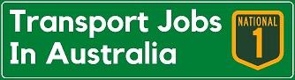 Transport Jobs In Australia