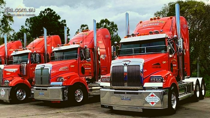 K S Easter Hauliers | MC Interstate Linehaul Truck Drivers