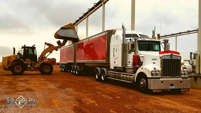 Ag-Spread | Interstate Tipper Drivers Wanted