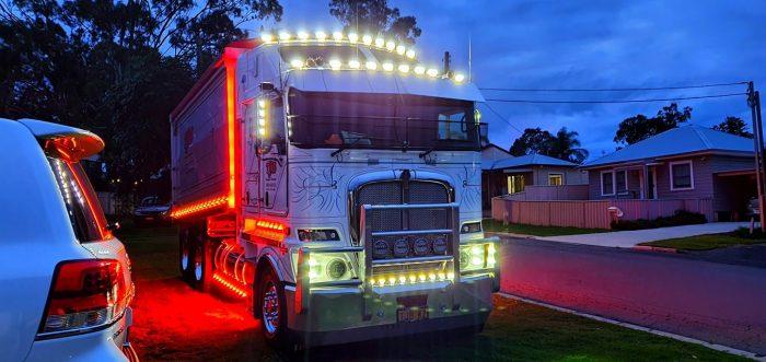 TJB Transport Services | Newcastle Based Truck n Dog Driver