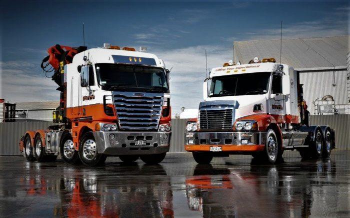 City Crane Trucks | Truck Drivers and Crane Operators