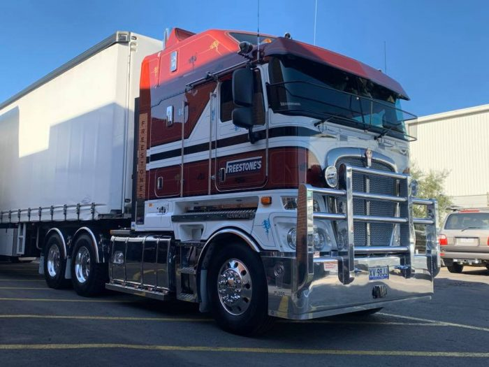 Freestone's Transport | Sydney & Brisbane Based Linehaul Drivers