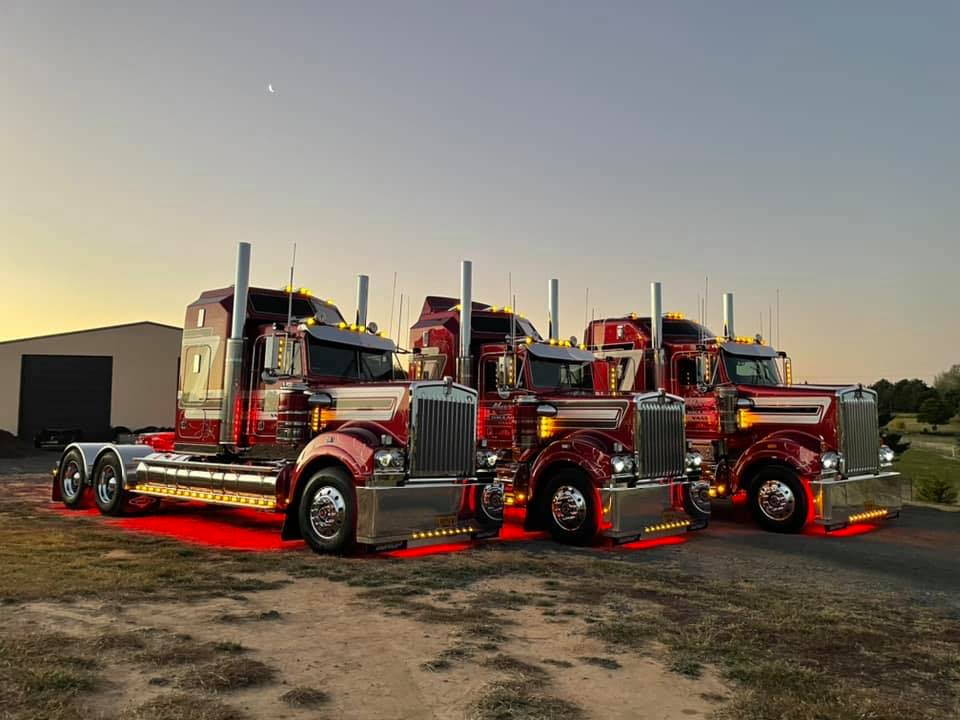 family owned trucking company