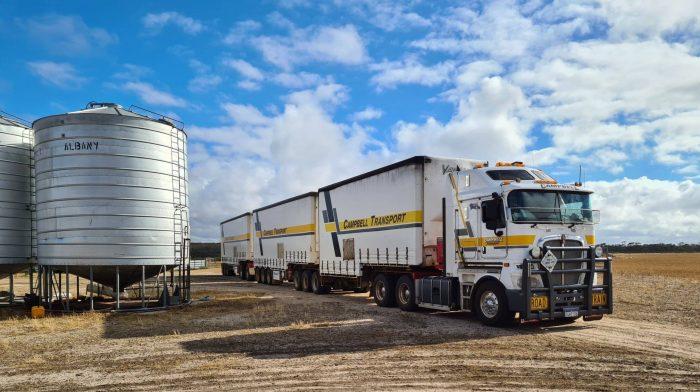 Campbell Transport | Multiple Combination Truck Driver – Jerramungup W.A.